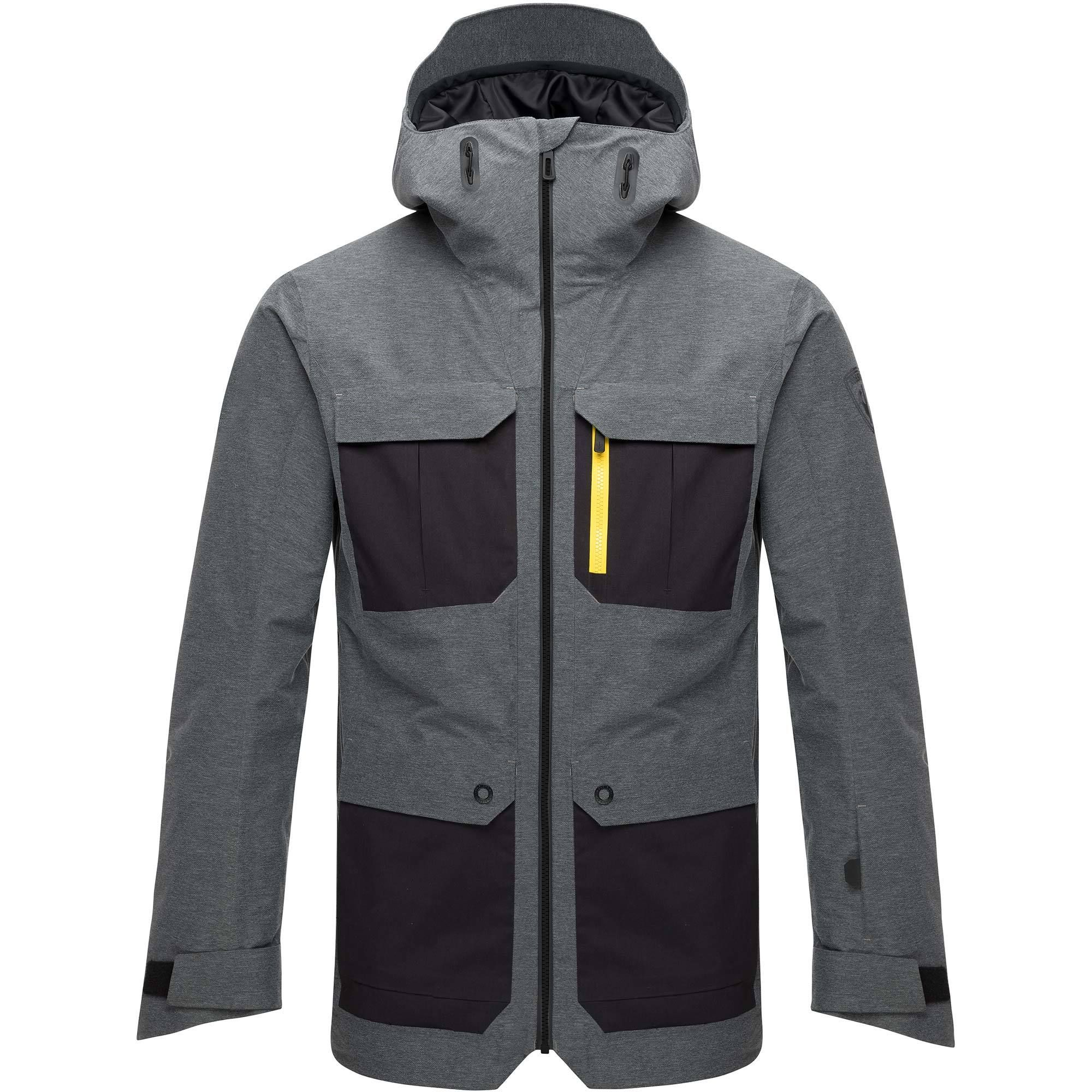 Veste rossignol heather grey